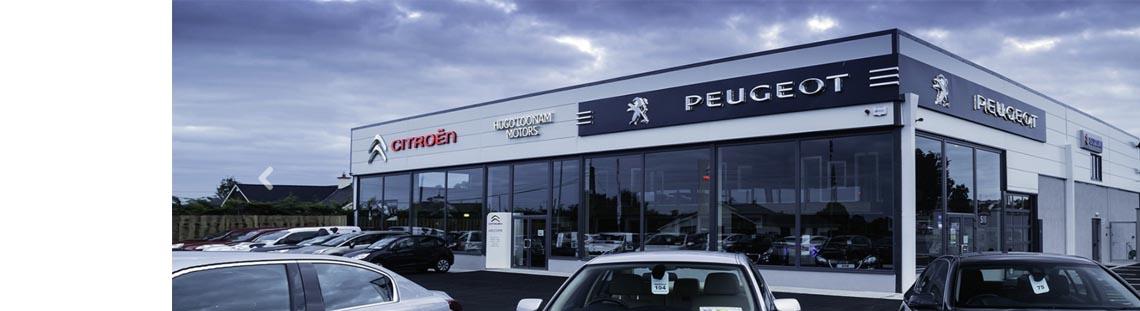 Hugo Loonam Motors Case Study