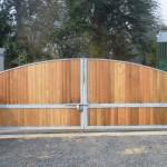 Domestic gate