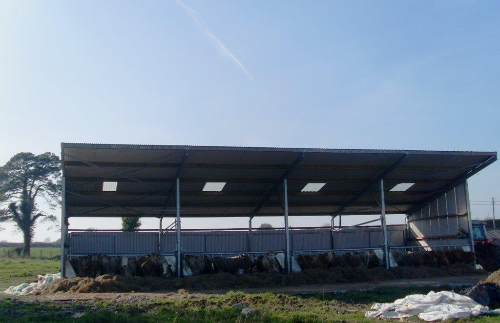 Farm buildings for Farm house construction