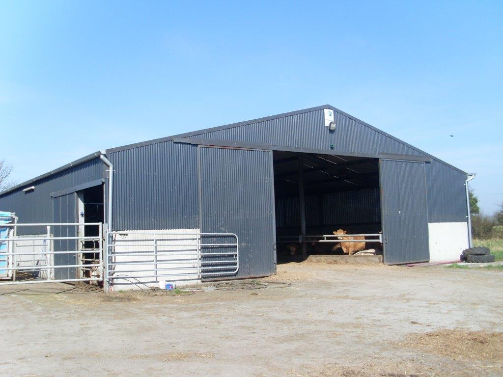 Farm Sheds And Barns : Farm buildings