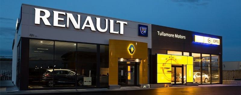 Tullamore Motors Case Study